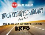 MGM Brakes to exhibit at APTA Expo in Atlanta!